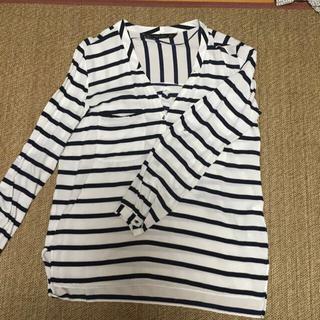 ザラ(ZARA)のZARA☆ボーダーシャツ(シャツ/ブラウス(長袖/七分))