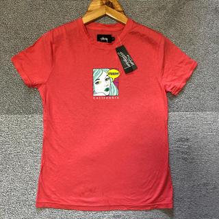 ミスティウーマン(mysty woman)のstussy woman ✭ Tシャツ(Tシャツ(半袖/袖なし))