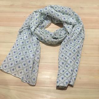 ユニクロ(UNIQLO)のスカーフ UNIQLO ローラアシュレイ(バンダナ/スカーフ)