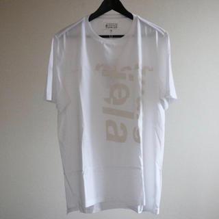 マルタンマルジェラ(Maison Martin Margiela)の新品 Maison Margiela 10 Tシャツ ホワイト 48(Tシャツ/カットソー(半袖/袖なし))