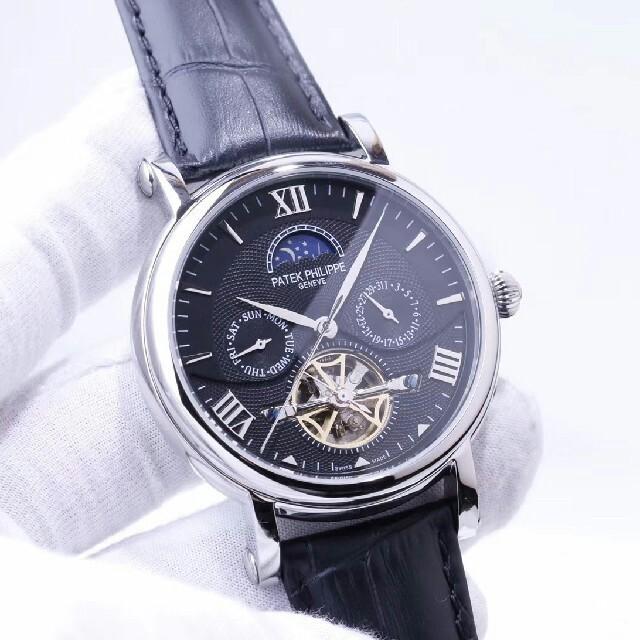 リシャール・ミル時計スーパーコピー本物品質 - PATEK PHILIPPE パテックフィリップ 男性用腕時計 メンズウォッチの通販 by で笑いますと それを幸せ's shop|ラクマ