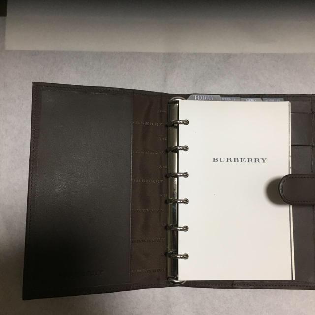 BURBERRY(バーバリー)の新品・バーバリー,ペンケース&手帳ケース インテリア/住まい/日用品の文房具(ペンケース/筆箱)の商品写真