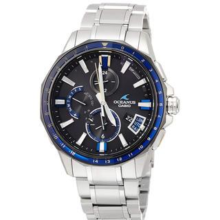 カシオ(CASIO)の[カシオ]CASIO 腕時計 オシアナス OCW-G2000G-1AJF メンズ(腕時計(デジタル))