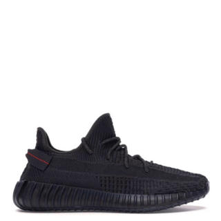 アディダス(adidas)のyeezy boost 350 v2 black  24.5(スニーカー)