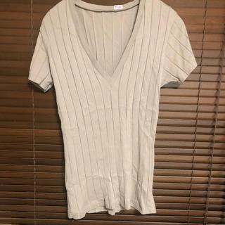 イエナ(IENA)のヤングアンドオルセンT ベージュ(Tシャツ(半袖/袖なし))