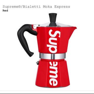 シュプリーム(Supreme)のSupreme Bialetti Moka Express(エスプレッソマシン)