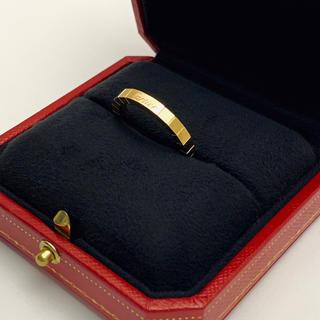 カルティエ(Cartier)のカルティエ ラニエールリング(リング(指輪))