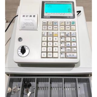 カシオ(CASIO)のCASIO レジスター NL-300(店舗用品)