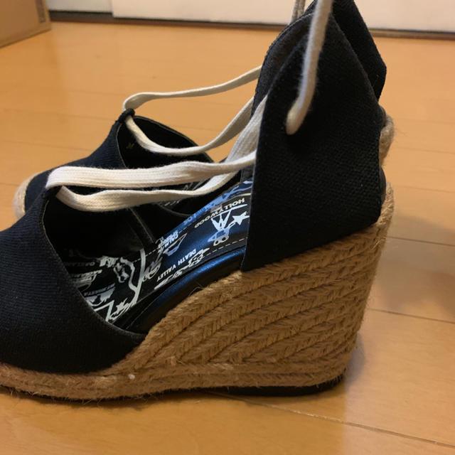 SLY(スライ)のSLY 紐付きサンダル サンダル 夏靴 ヒール レディース レディースの靴/シューズ(サンダル)の商品写真
