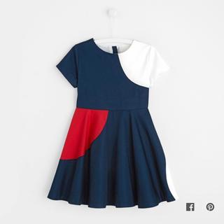 ジャカディ(Jacadi)のJacadi 新作ワンピース Paris Tokyo 3歳~6歳(ワンピース)