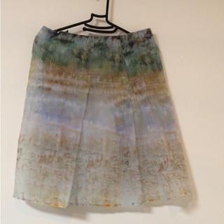 アンテプリマ(ANTEPRIMA)のレア ★ ANTEPRIMA スカート(ひざ丈スカート)