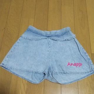 アナップキッズ(ANAP Kids)のANAPショートパンツ110(パンツ/スパッツ)