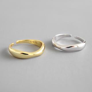 ビューティアンドユースユナイテッドアローズ(BEAUTY&YOUTH UNITED ARROWS)のsilver925 ボリューム ヴィンテージ リング gold / silver(リング(指輪))