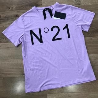 ヌメロヴェントゥーノ(N°21)の女性もOK N°21 Tシャツ ヌメロヴェントゥーノ ユニセックス レディース(Tシャツ(半袖/袖なし))