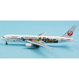 JAL(日本航空) - @新品@JAL B767-300 ディズニーリゾート35周年の特別塗装ジェット