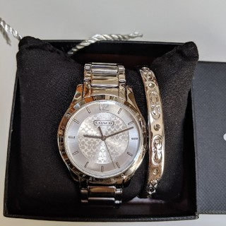 コーチ(COACH)のCOACH 腕時計 ブレスレット 男女兼用(腕時計(アナログ))