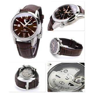 セイコー(SEIKO)の新品未使用 オリエントスター WZ0301EL(腕時計(アナログ))