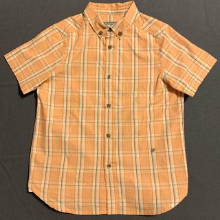 ボンポワン(Bonpoint)のボンポワン(Bonpoint) チェックシャツ 4ans 新品(Tシャツ/カットソー)