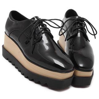 ディーホリック(dholic)の厚底プラットフォームシューズ(ローファー/革靴)