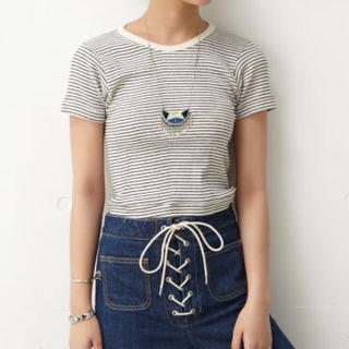 スライ(SLY)の今期新作SLY×Miller Tシャツ(Tシャツ(半袖/袖なし))