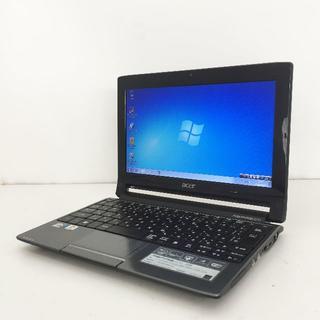 エイサー(Acer)の中古☆acer ノートパソコン AO533-KK3G ①(ノートPC)