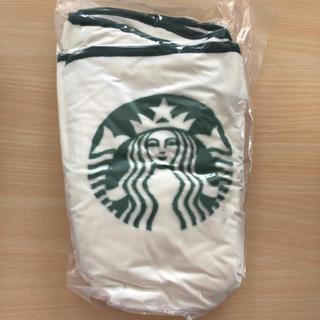 スターバックスコーヒー(Starbucks Coffee)のスターバックスコーヒー ブランケット(日用品/生活雑貨)