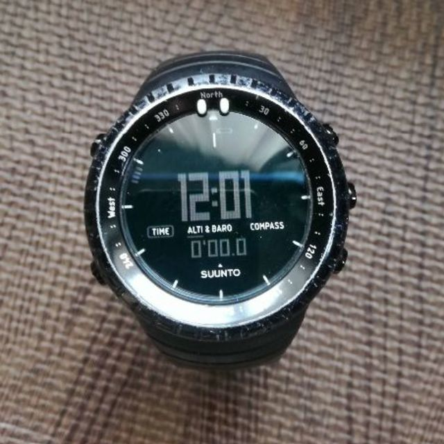 ヴァシュロン・コンスタンタン時計スーパーコピー一番人気 | SUUNTO - スントコア オールブラックの通販 by manao1148's shop|スントならラクマ