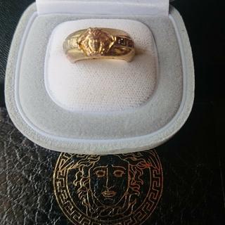 ヴェルサーチ(VERSACE)のGIANNIVERSACE   ゴールド リング(リング(指輪))