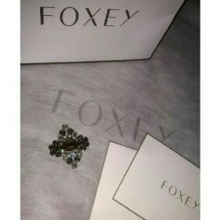 フォクシー(FOXEY)の♡美品フォクシーブローチ♡(ブローチ/コサージュ)