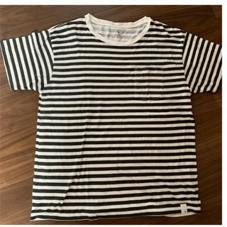 ロデオクラウンズワイドボウル(RODEO CROWNS WIDE BOWL)のボーダー ティシャツ    ロデオ(Tシャツ/カットソー(半袖/袖なし))
