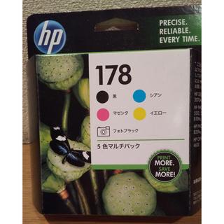 ヒューレットパッカード(HP)のHP インクカートリッジ 5色(オフィス用品一般)