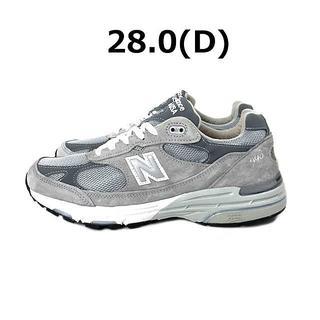 ニューバランス(New Balance)の期間限定SALE!ニューバランス MR993GL(D/28cm)灰190303(スニーカー)