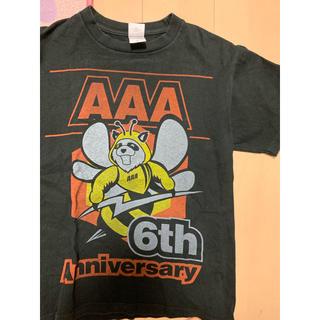 トリプルエー(AAA)の激安Sサイズ!AAA live 6th anniversary Tシャツ(Tシャツ/カットソー(半袖/袖なし))