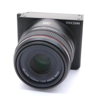 リコー(RICOH)のリコー RICOH GR LENS A12 50mm F2.5 MACRO(レンズ(単焦点))