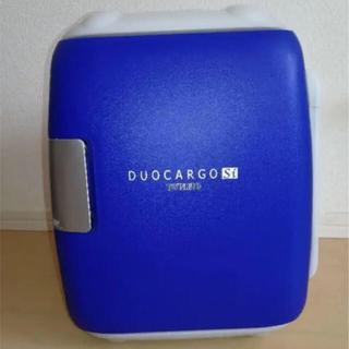 TWINBIRD - 小型冷蔵庫 保温も可能 車内でも使用可能。