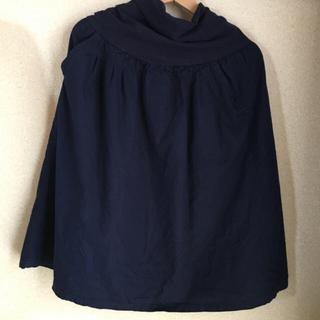 ムジルシリョウヒン(MUJI (無印良品))の美品マタニティスカート 無印良品(マタニティウェア)