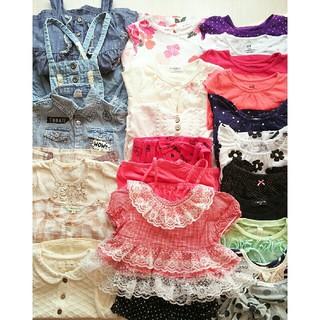 エイチアンドエム(H&M)の女の子 夏服 まとめ売り size90-95 (その他)