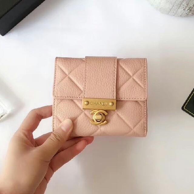 CHANEL - chanel折り畳み財布の通販 by Francis's shop|シャネルならラクマ