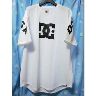 DC SHOE - DC SHOE /メッシュ/半袖Tシャツ/ビックシャツ/men's XL/美品