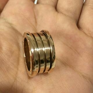 ブルガリ(BVLGARI)のBVLGARI指輪 (リング(指輪))