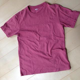 ユニクロ(UNIQLO)のユニクロユー カットソー(Tシャツ/カットソー(半袖/袖なし))
