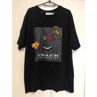 コーチ(COACH)のcoach コーチ Tシャツ(Tシャツ/カットソー(半袖/袖なし))