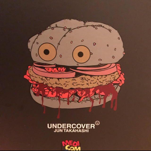 UNDERCOVER(アンダーカバー)のundercover hamburger  lamp supreme 未開封  インテリア/住まい/日用品のライト/照明/LED(フロアスタンド)の商品写真