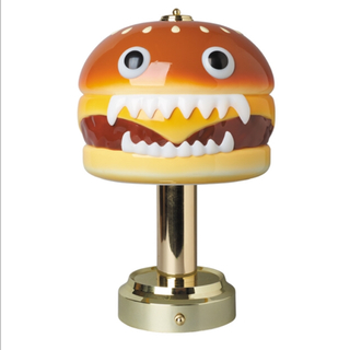 アンダーカバー(UNDERCOVER)のundercover hamburger  lamp supreme 未開封 (フロアスタンド)
