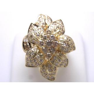 最終価格 お値引き不可 K18 ダイヤモンド 2.23ct リング(リング(指輪))