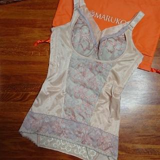 マルコ(MARUKO)のaki様専用です❗美品✨MARUKO サクラ セミロングブラジャー B80 2点(ブラ)