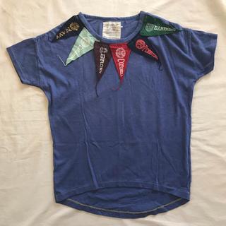 ゴートゥーハリウッド(GO TO HOLLYWOOD)の新品☆GO TO HOLLYWOOD フラッグTEE(Tシャツ(半袖/袖なし))