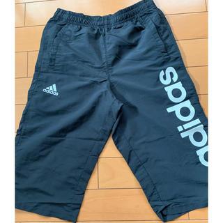 アディダス(adidas)の男の子 短パン 140(パンツ/スパッツ)