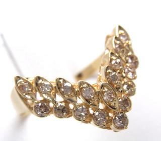 K18 ダイヤモンド 0.50ct リング(リング(指輪))
