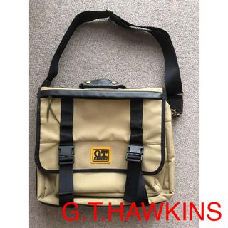 G.T. HAWKINS - G.T.HAWKINS/3Wayバック(B4サイズ対応)/アイボリー系